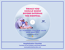 Patient Safety Video Package image