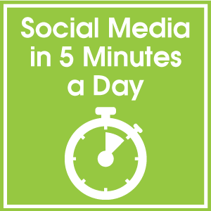 Social Media in 5 Mins a Day (Course) image