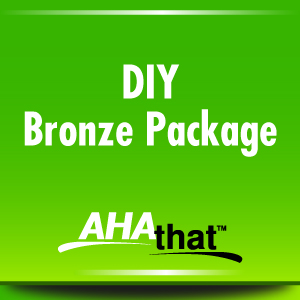 Be Seen as The Expert (DIY Bronze) image