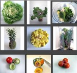 Fruits and Vegetables - Royalty Free Stock Photos image